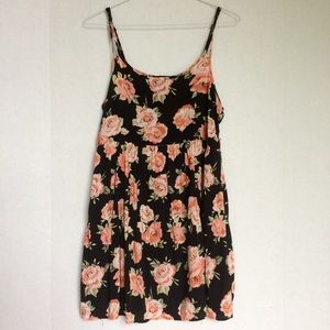 Forever 21 Floral Really Mini Dress /Long Top | XS